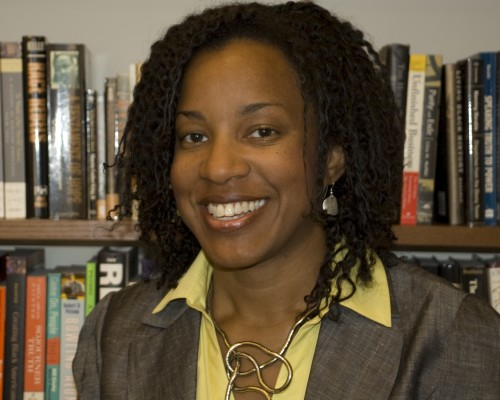 Dr. Marla Frederick